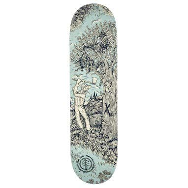 Element Deck: Timber Faller 8.5