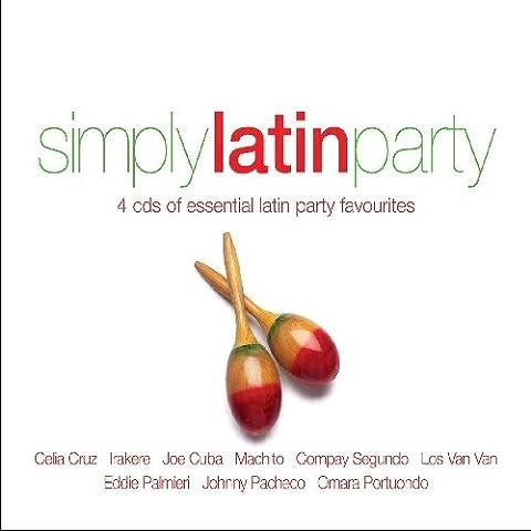 Simply Latin Party (Coffret 4