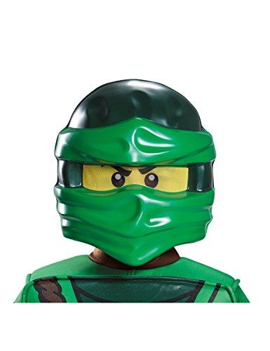 LEGO Ninjago 98138 Lloyd Maske, blau, One Size