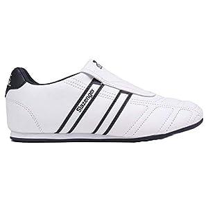 d4c47c845375e Mens Slip On Fit Warrior Flexible Trainers Shoes
