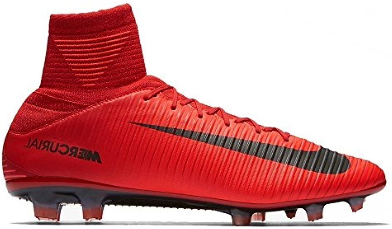 Nike Mercurial Veloce III Dynamic Fit FG Suelo duro Adulto 45 bota de fútbol - Botas de fútbol (Suelo duro, Adulto...