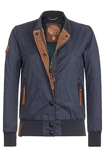 Naketano Female Jacket Frei & Gefährlich Dark Blue