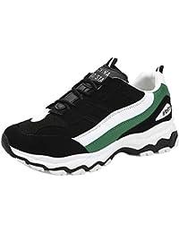 FOANA Hombres Deportes al Aire Libre Calzado Casual Zapatos de Marea Zapatos Viejos