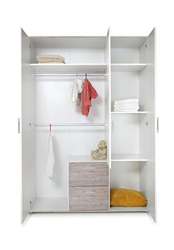 babyzimmer kinderzimmer babym bel komplett set. Black Bedroom Furniture Sets. Home Design Ideas