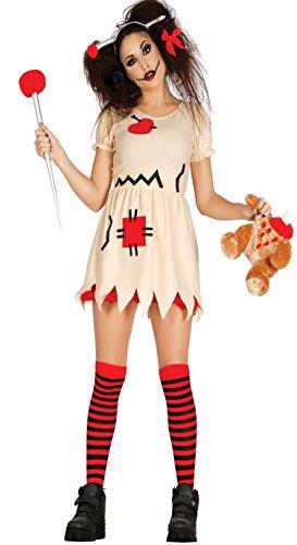 rwachsene Voodoo Doll, Größe 42-44(84479.0) ()