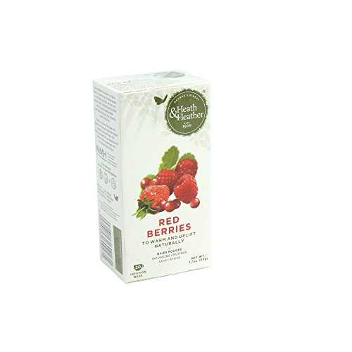 Heath & Heather - Invigorating - Red Berries - 50g (Case of 12)