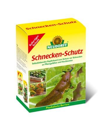 Escargots de protection Neudorff escargots bande 2 x 4mtr 920