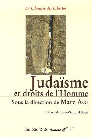 Judaïsme et droits de l'Homme