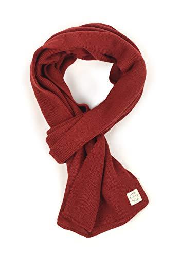Blend Scar Herren Schal Winterschal Unisex, Größe:ONE SIZE, Farbe:Wood Red (73819)