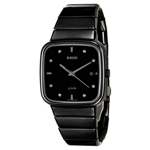 Rado-R55-Jubile-Black-Ceramic-Mens-Watch-Quartz-Black-Dial-Calendar-R28910702