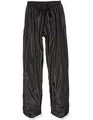 Ralka SR043ND1 - Pantalón Chubasquero para Niños, color Negro