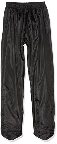 Ralka sr043nd1 Pantaloni Giacca Impermeabile per Bambini Colore Nero