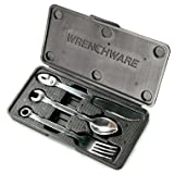 Wrenchware knife, fork, spoon set