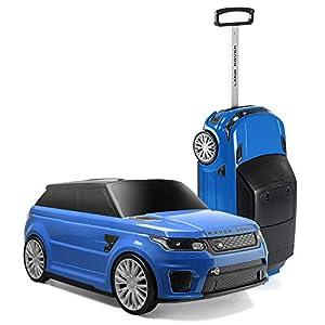 Range Rover TY6108BL - Maleta de Viaje, Color Azul