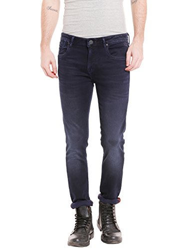 KILLER Men's Skinny Fit Jeans (E-9564 FRENSO SKFT MNTINDG_Blue_32W x 34L)  available at amazon for Rs.2169