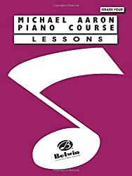 Michael Aaron Piano Course: Lessons, Grade 4 by Michael Aaron (1994-02-01)