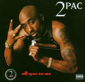 All Eyez On Me [Import allemand]