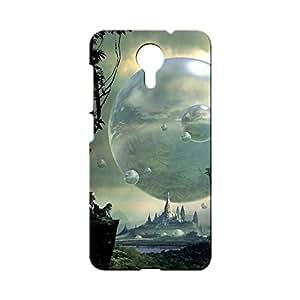 BLUEDIO Designer Printed Back case cover for Micromax Canvas E313 - G3651