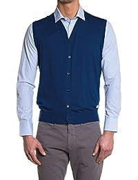 Carrera Jeans - Gilet 841A0215A pour homme, couleur unie, taille normale, sans manches