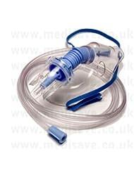 Adult Nebuliser Mask With Medication Chamber (NHS Standard in UK)