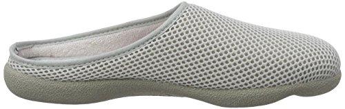 Gabor Home Damen 64760 Pantoffeln Grau (Gris)