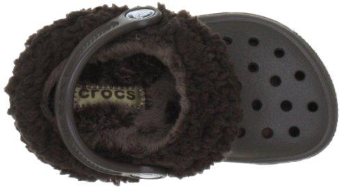 Crocs Mammoth EVO Clog Kids, Sabots mixte enfant Marron (Espresso/Espresso)
