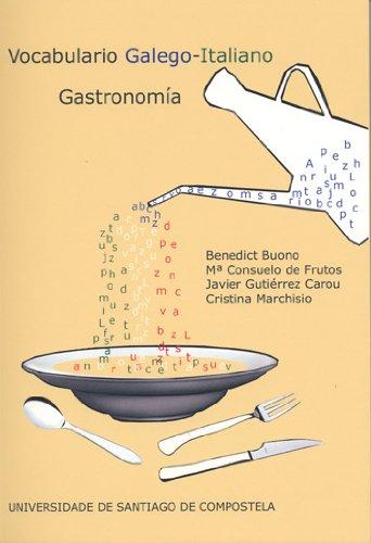 OP/318-Vocabulario galego-italiano: gastronomía