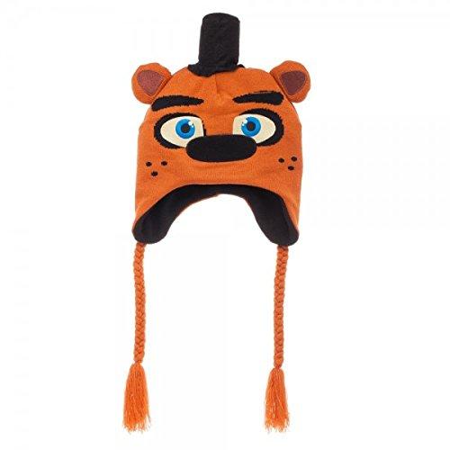 Five Nights at Freddy's: Freddy Big Face Laplander Beanie Hat