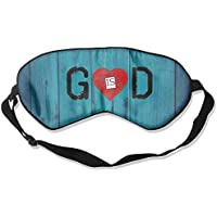 Sleep Eye Mask God is Love Lightweight Soft Blindfold Adjustable Head Strap Eyeshade Travel Eyepatch E4 preisvergleich bei billige-tabletten.eu