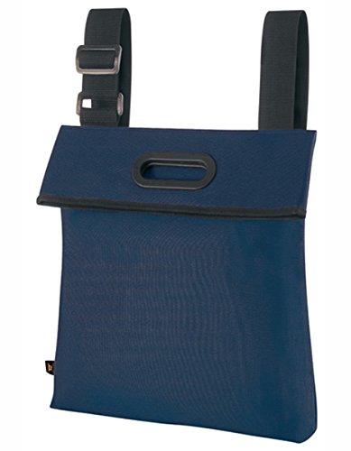 Halfar , Borsa Messenger  Blu Blu 37 x 43 x 7,5 cm Blu