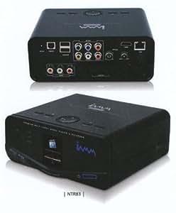iamm NTR83 Premium PVR & Full HD Multi-codec Media Player