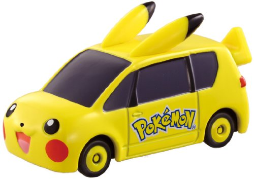 Tomica No.143 Pokemon(pikachu) voiture