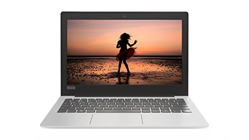 Lenovo IdeaPad 120S 29,5 cm (11,6 Zoll HD TN Antiglare) Slim Notebook (N3350 Dual-Core, 4 GB RAM, 64 GB eMMC, Intel HD Grafik 500, Windows 10 Home) weiß