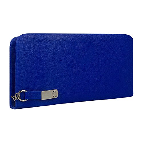 awesome fashions women's clutch , wallet blue Awesome Fashions Women's Clutch , Wallet Blue 41p5HTBLJ5L