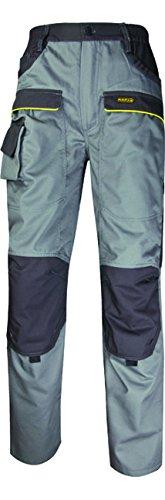 Deltaplus 5427721 M2-Corporat Mcpan Pantaloni Panoply, Taglia M, Grigio/Bicolor