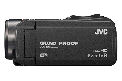 JVC GZ-RX615BEU ( Flash-Speicher/Speicherkarte,1080 pixels ) - 4