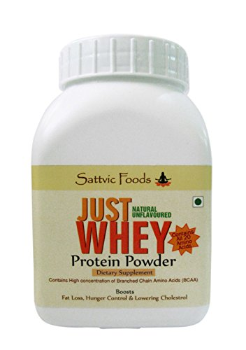 Whey Protein (Fat loss & Hunger Control) 100% Natural 100% Unadulterated (200 g)