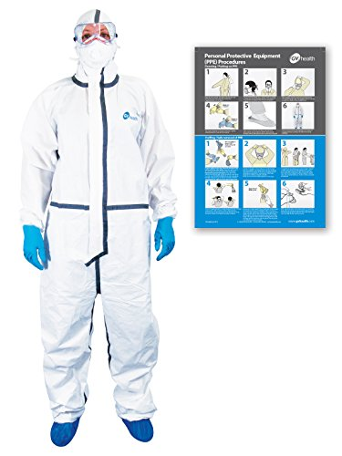 GV Health Containment Personal Protective Equipment by GV Health (Hazmat Kostüm Breaking Bad)