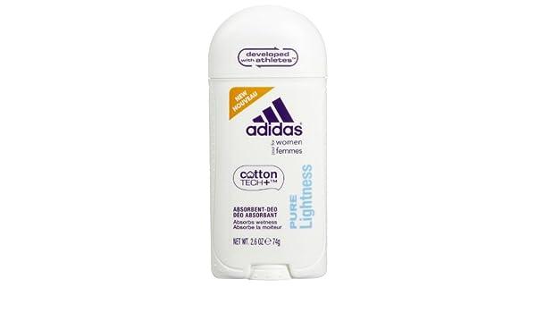 adidas cotton tech deodorant