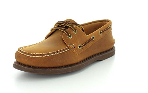 Sperry Top-Sider Gold Cup Authentic Original Boat Shoe Tan/Gum
