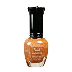 KLEANCOLOR Nail Lacquer 3 - Holo Orange