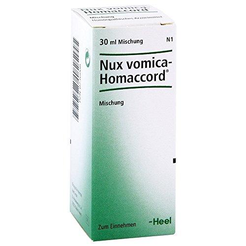 Nux Vomica Homaccord 30 ml -