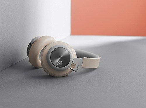 41p5OLhoTjL - [MediaMarkt@ebay] B&O PLAY BeoPlay H4 Over Ear Bluetooth Kopfhörer Sand Grey für nur 168€ statt 195€