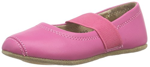 Bisgaard Mädchen Home Shoe Ballet Flache Hausschuhe Pink (14 Pink)