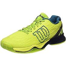 Wilson Rush Pro 2.0 Clay Court, Zapatillas de Tenis Para Hombre