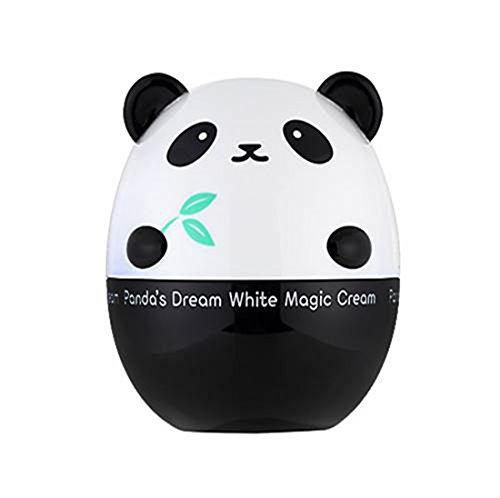 Crema de manos, con diseño de oso panda, de la marca TONYMOLY