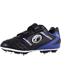 the latest b86e6 349b9 Optimum Tribal Moulded Stud, Boys Football Boots