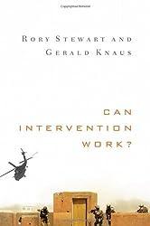 Can Intervention Work?: Amnesty International Global Ethics Series (Norton Global Ethics Series)