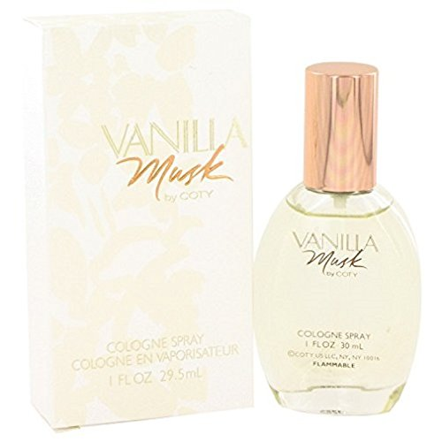Coty Vanilla Musk Eau de Cologne 30ml