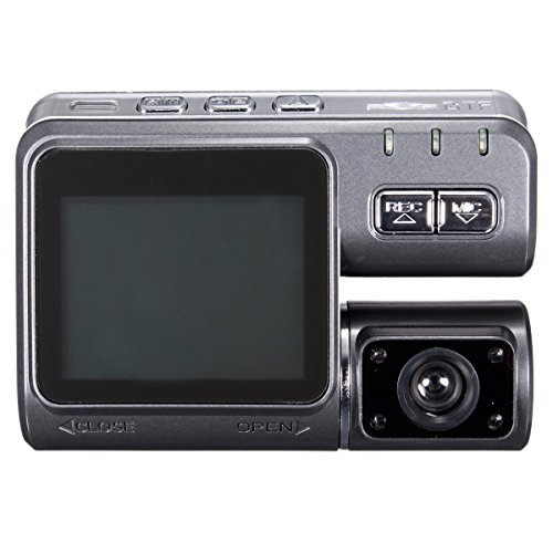 GOZAR 1,8 Inch Hd Car Dash Dvr Kamera Fahrzeug Video Recorder Night Vision Camcorder